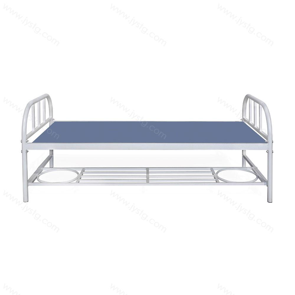 宿舍铁床钢制加厚单人床C-02#