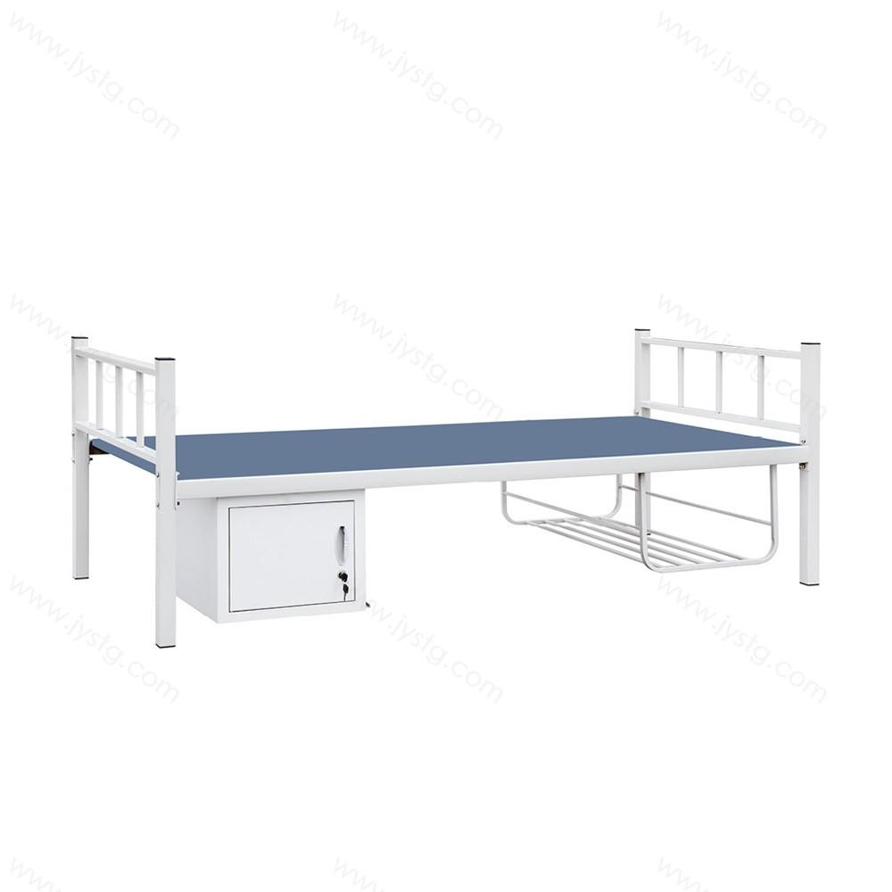 钢制加厚单人床C-12#