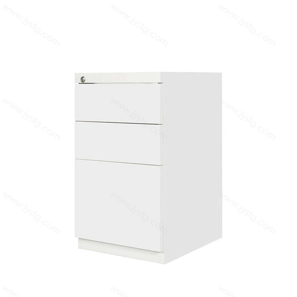 活动柜三抽屉矮柜HDG-05#