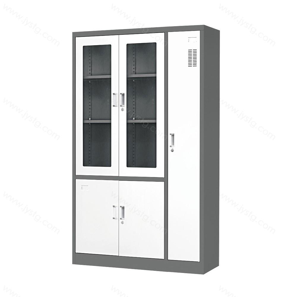 储物柜薄边铁皮柜TSG-16#