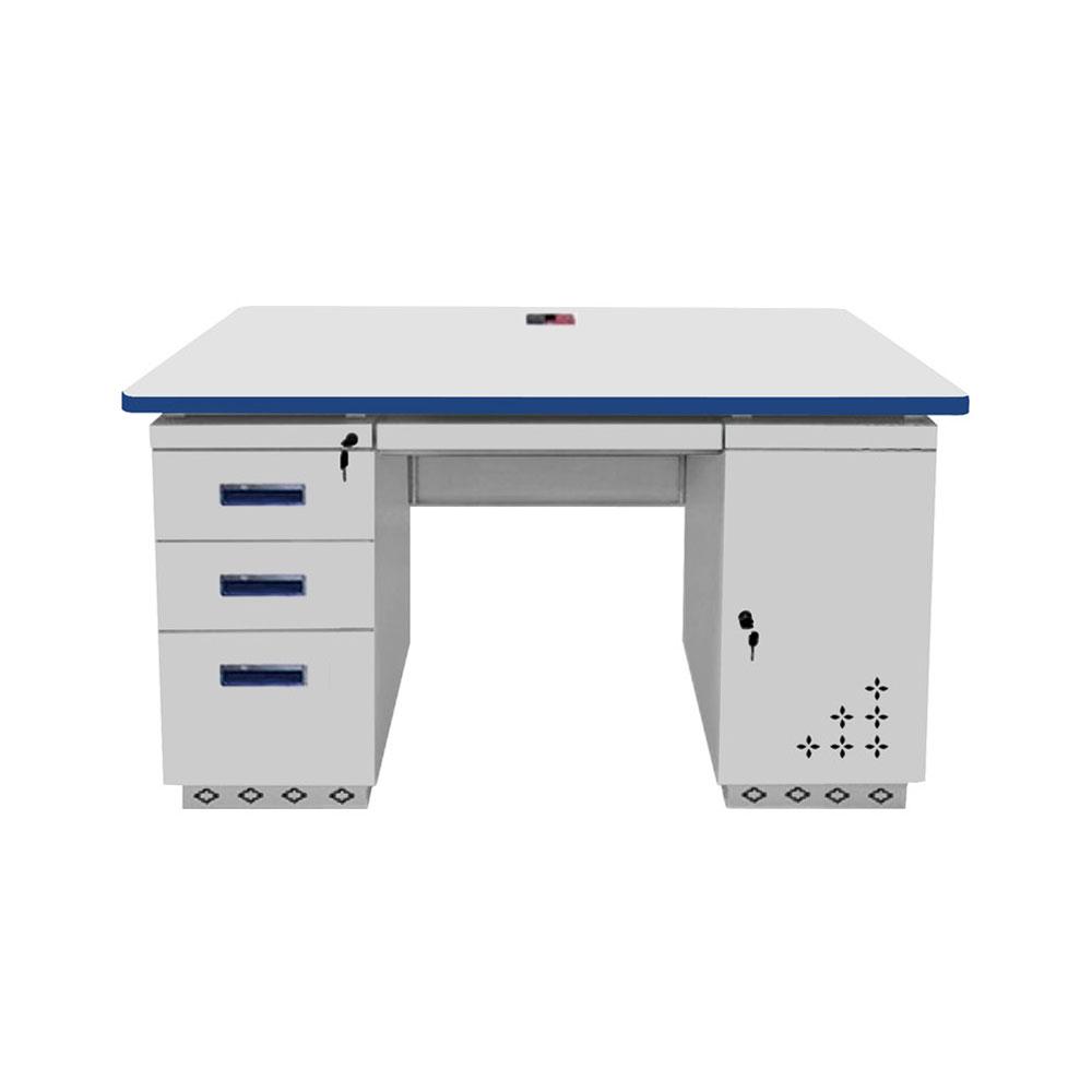 加厚钢制办公桌 GZBGZ-11#