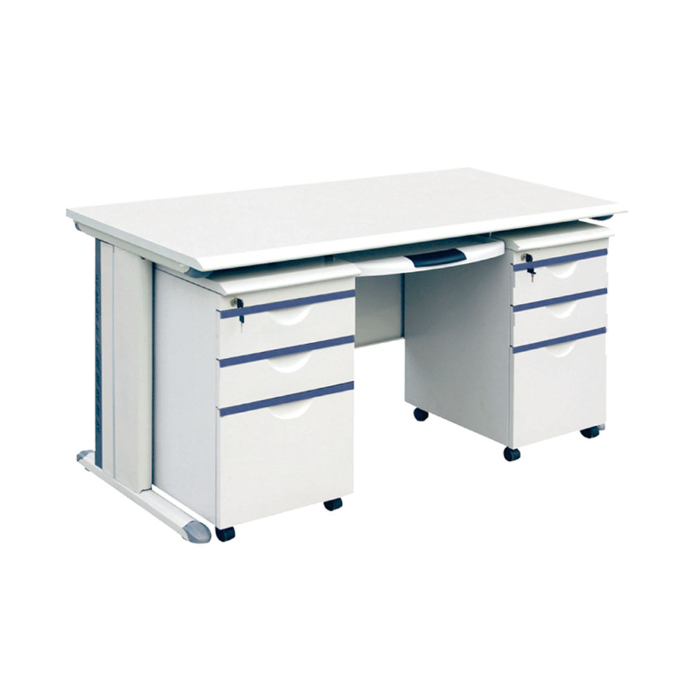 钢制办公桌职员桌 GZBGZ-15#