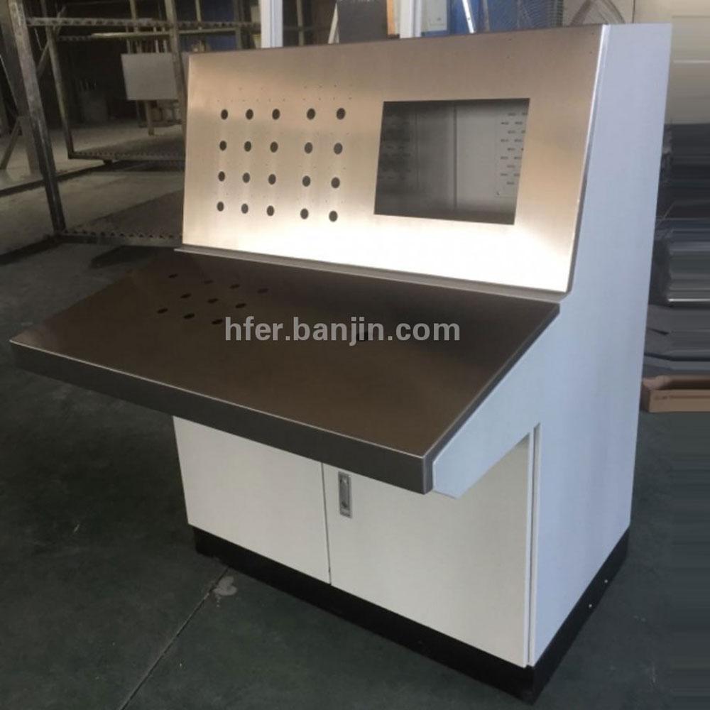 HFR-CZT-02不锈钢操作台