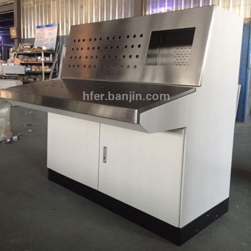 HFR-CZT-07不锈钢台面操作台