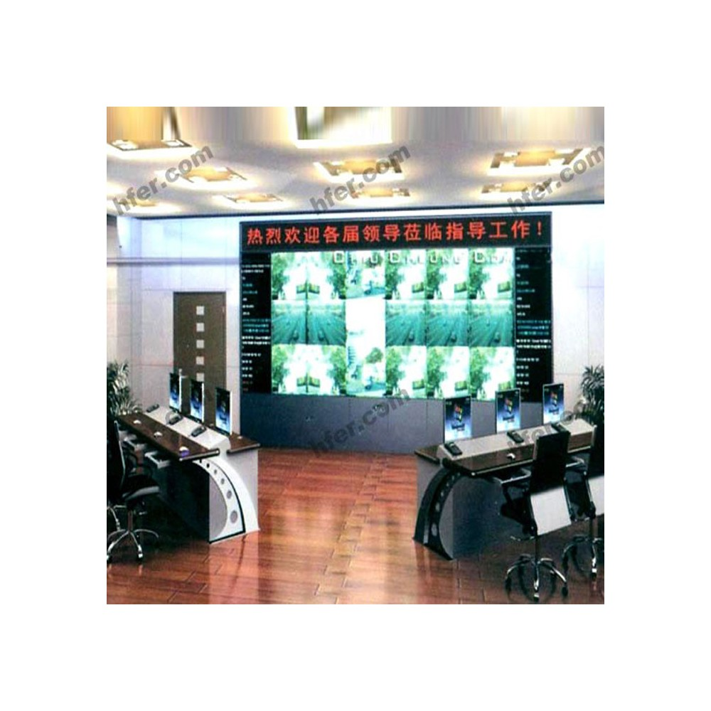 DSQ-15 交通监控电视墙