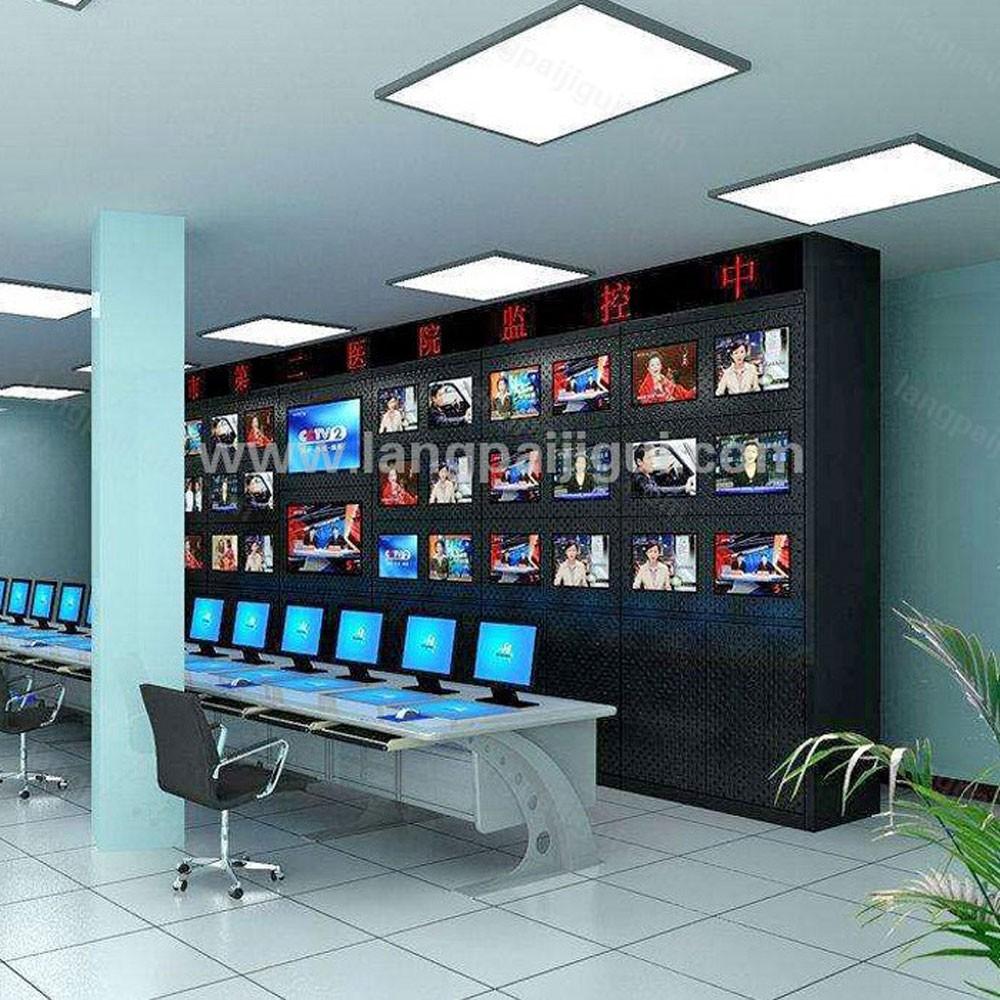 DSQ-10# 监控电视墙