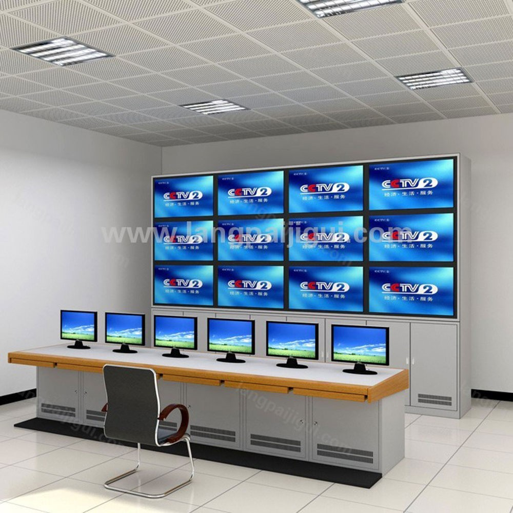 DSQ-11# 监控电视墙