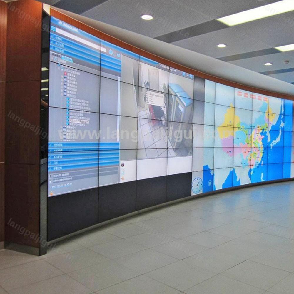 DSQ-13# 监控电视墙