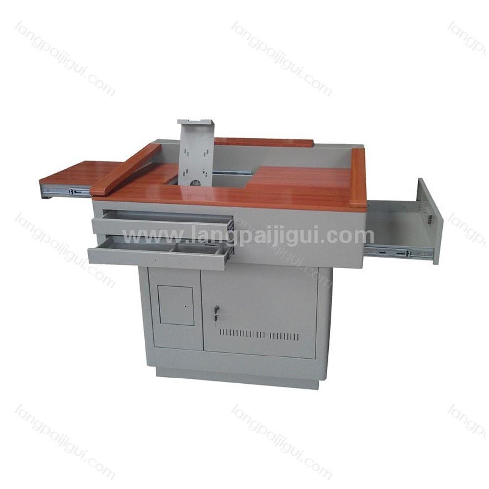 DMTJT-06 钢制多媒体讲台价格