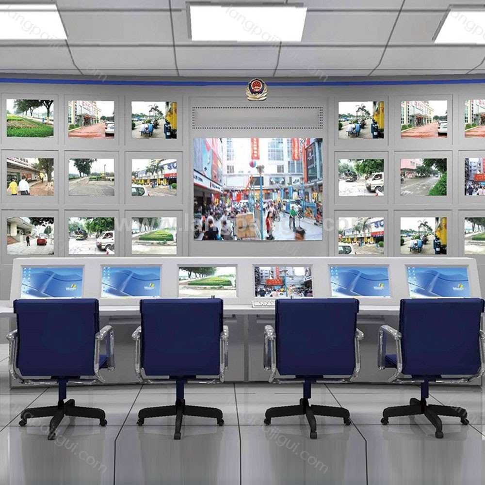 DSQ-24# 监控电视墙