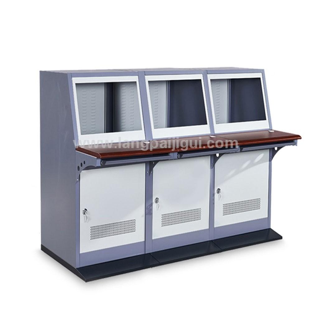CZT-33 三联监控机柜操作台