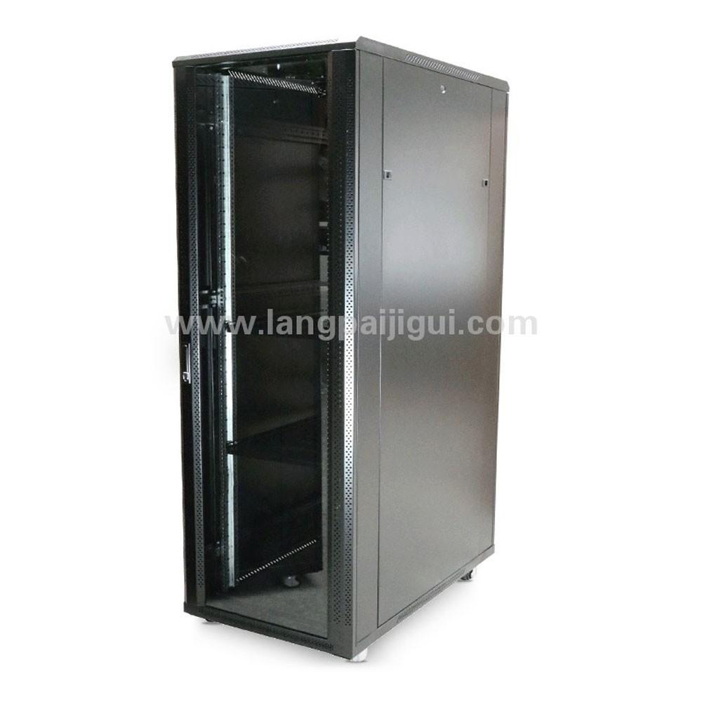 61142 豪华H型服务器机柜42U