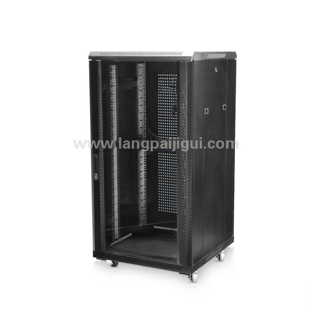 H6618 豪华H型网络机柜18U