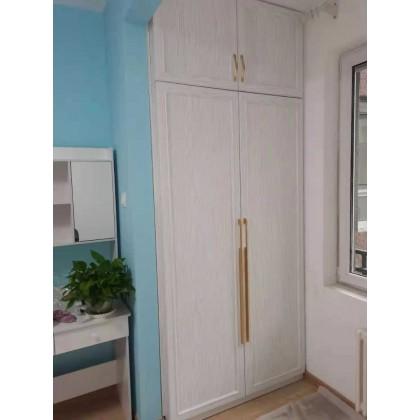 北京顺义定制卧室套房全铝家具