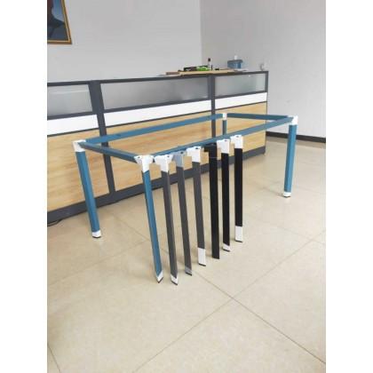 铝合金件菱形桌架