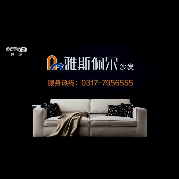 雅斯佩尔沙发中央2套电视广告 (22播放)