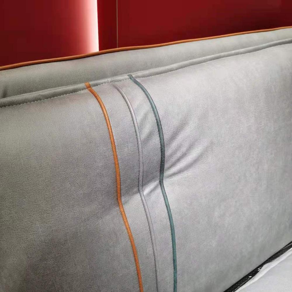 RC-14#卧室双人床定制