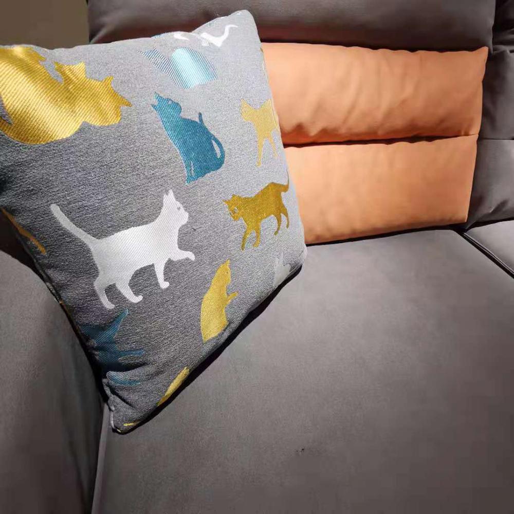 SF-124#撞色设计沙发