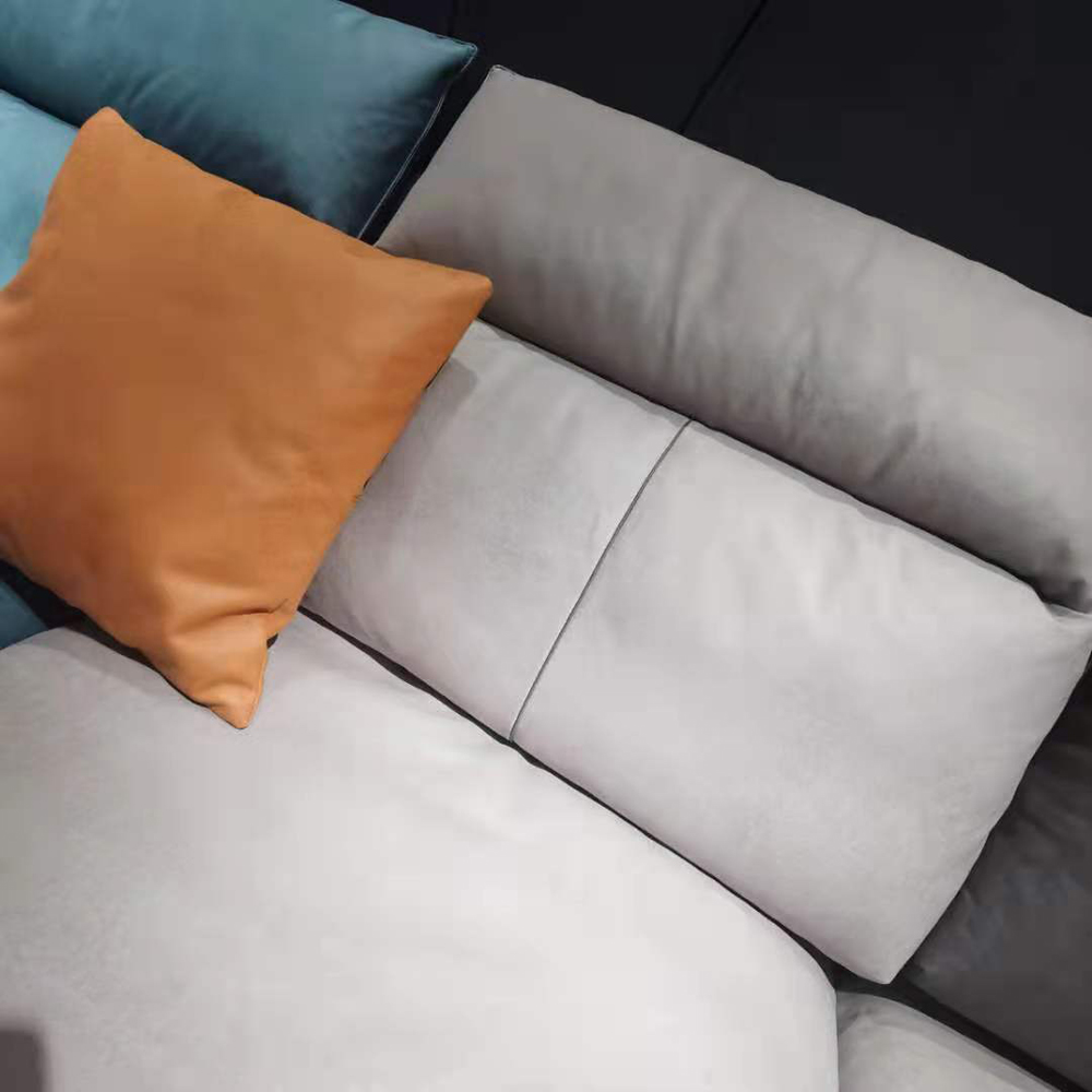 SF-125#客厅转角沙发