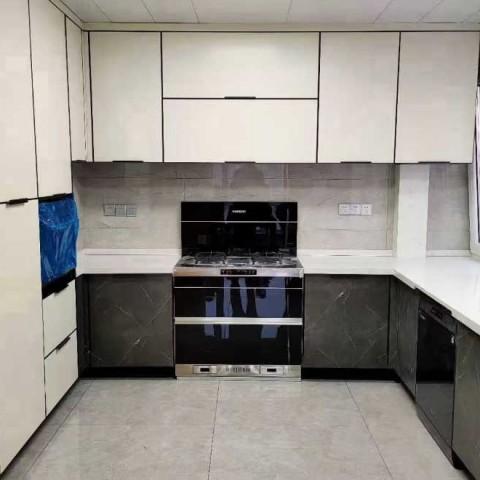 北京整板全铝全屋定制 全铝鞋柜 简约轻奢全铝智能家具定制