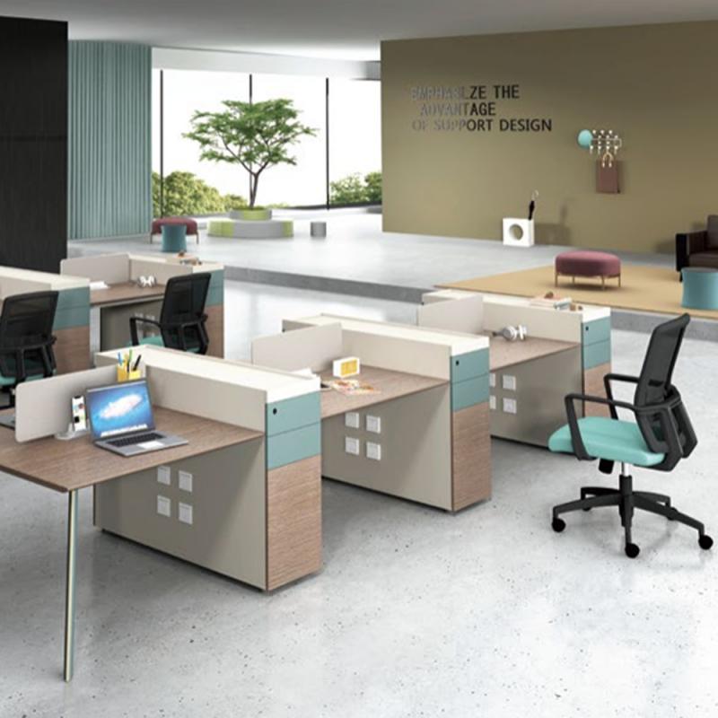 ZYZ-09 现代办公家具职员桌