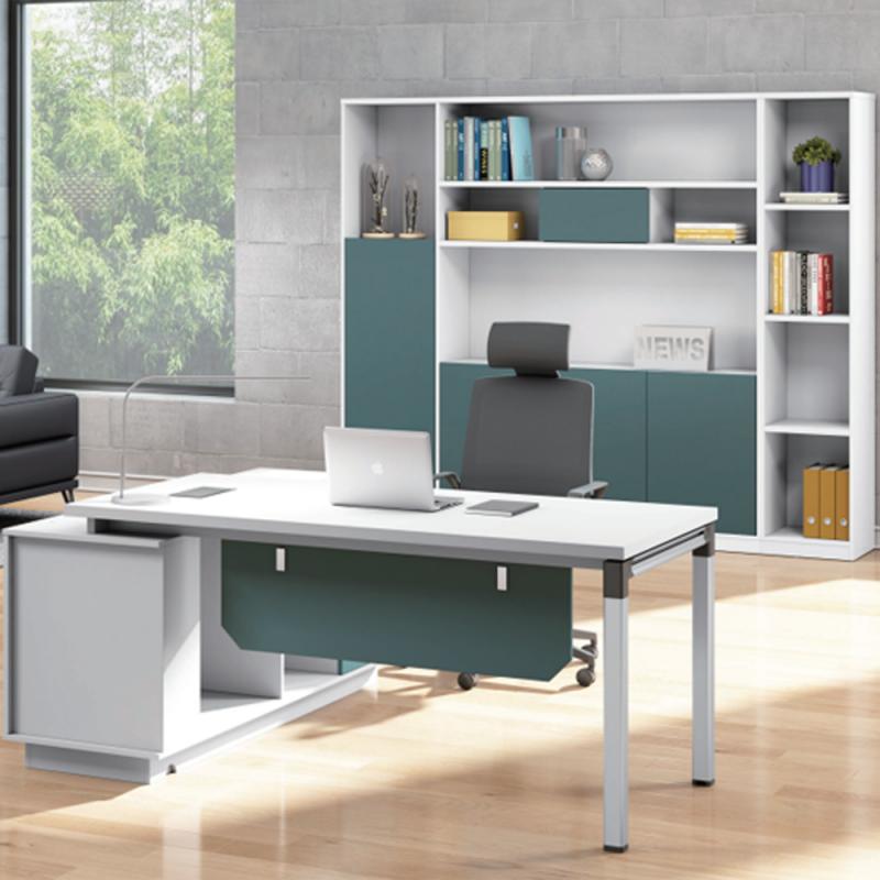 JLZ-10 时尚极简老板办公桌