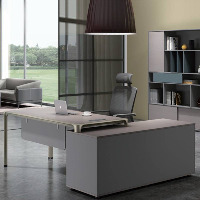 JLZ-12 高品质胶板办公桌价格