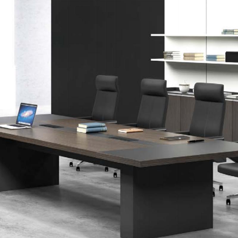 HYZ-04 精品板式办公家具会议桌