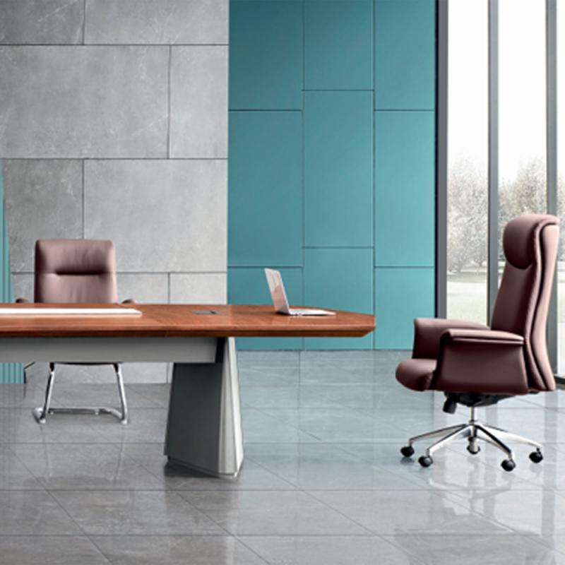 HYZ-06 高品质会议桌椅定制品牌
