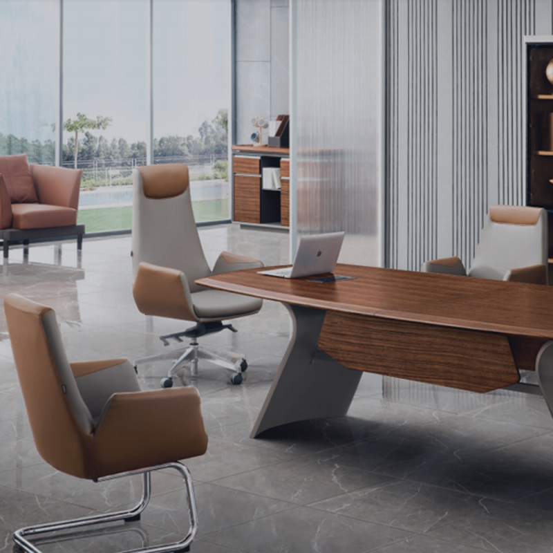 HYZ-07 现代简约风格会议桌