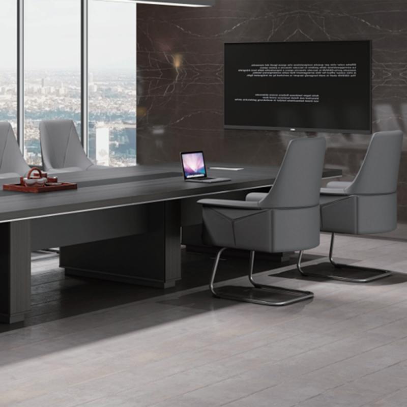 HYZ-11 十人位会议桌椅专业定制