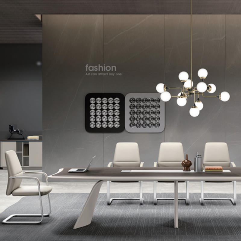 HYZ-13 板式办公会议桌